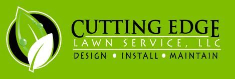 Cutting Edge Lawn Service, LLC Logo