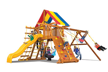 residential play equipment